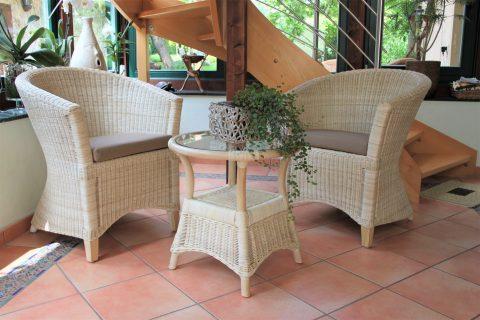 Zweier Sitzgruppen